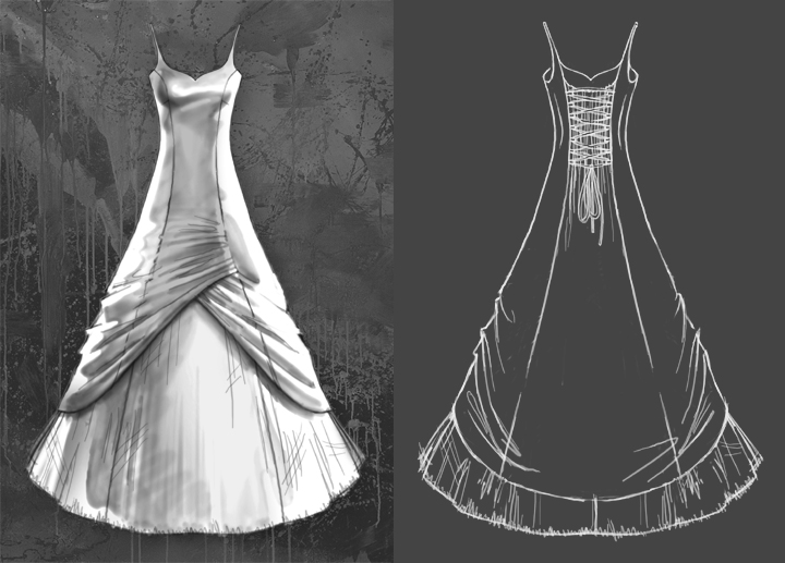 A Look At The Anatomy of Western Bridal Wear – Brides and You