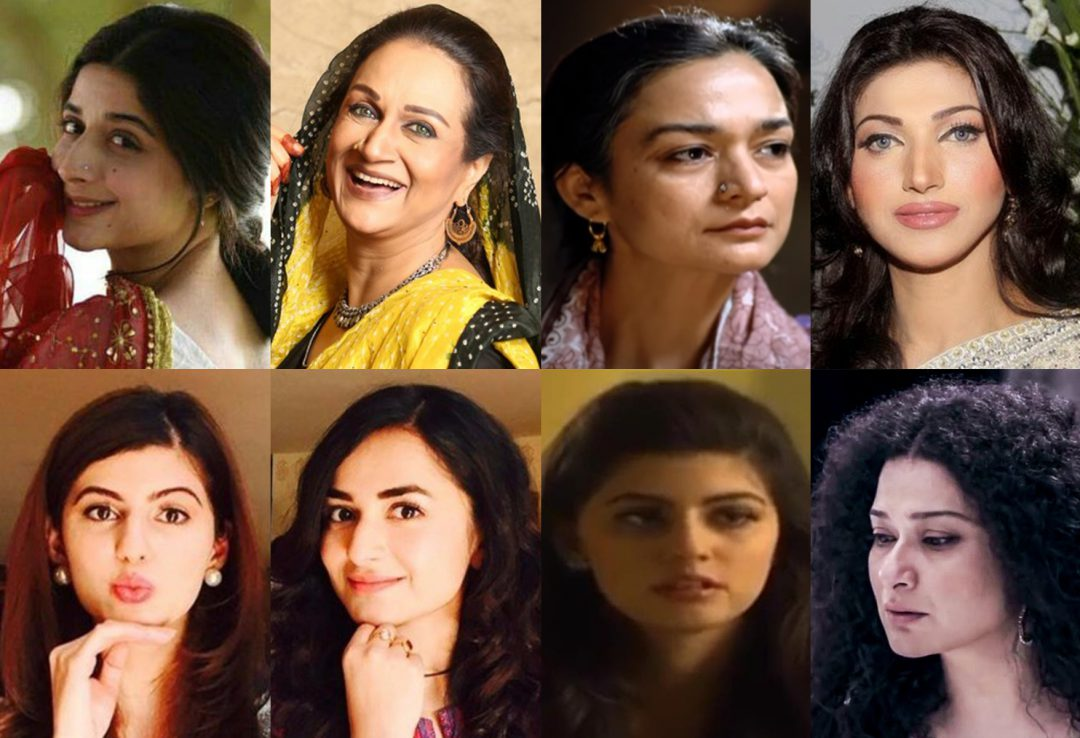 Women in HUM TV Dramas- a force to be reckoned with – Brides